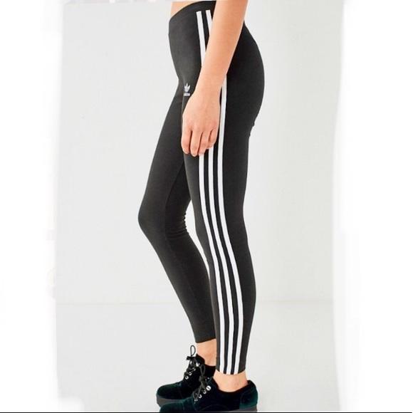 huge discount ad7c1 5e1d1 adidas Pants - Adidas Originals 3 Stripes Legging